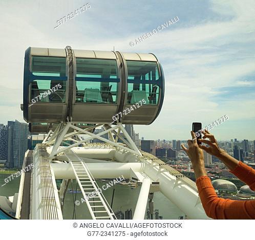 The Singapore Wheel, Singapore