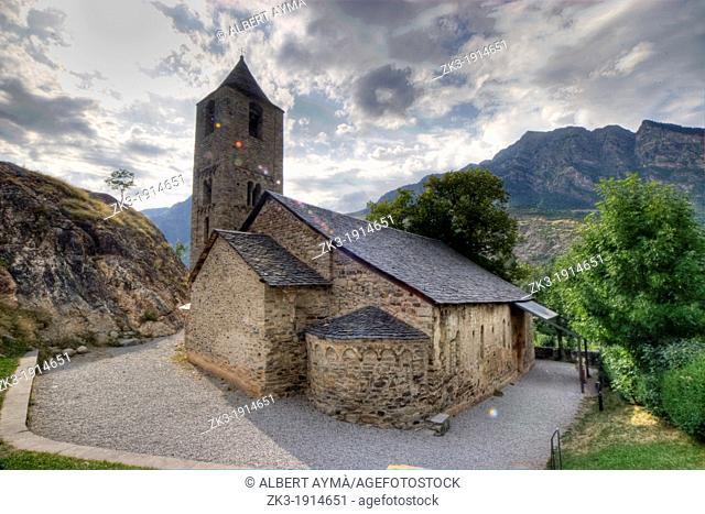St  Joan de Boí Church of Boí Valley