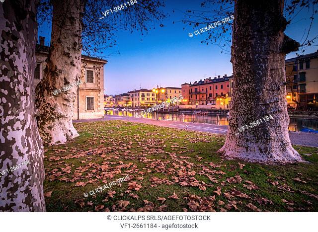 Peschiera sul Garda, Garda Lake, Veneto, Italy