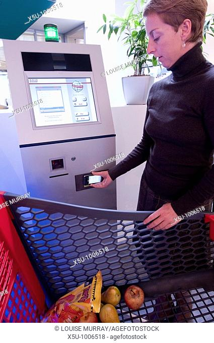 Payment can be made in a number of ways, via smartphone used as a virtual wallet, fingerprint scan, once payment is accepted an exit gate will open to allow the...