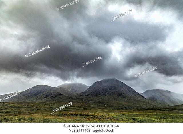 Glencoe, Highlands, Scotland, United Kingdom