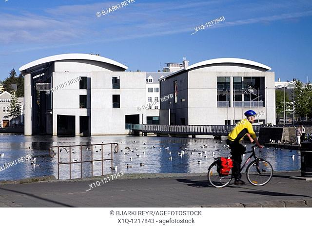 Reykjavik City Hall  Reykjavik Iceland