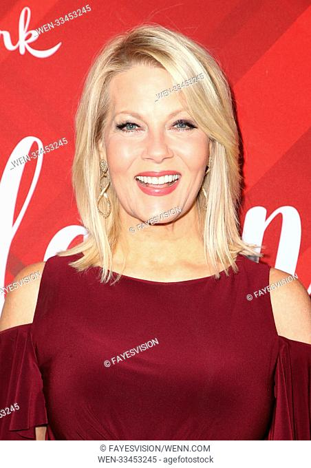 Hallmark Channel Screening of Christmas at Holly Lodge Featuring: Barbara Niven Where: Los Angeles, California, United States When: 04 Dec 2017 Credit:...