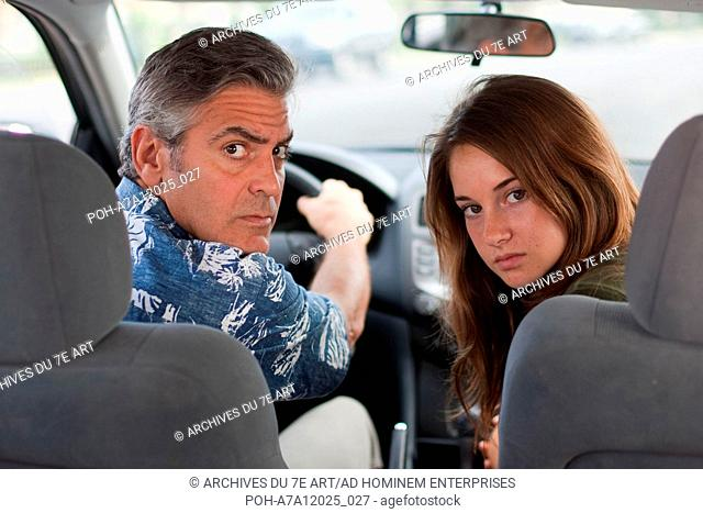 The Descendants Year : 2011 USA Director : Alexander Payne George Clooney, Shailene Woodley. It is forbidden to reproduce the photograph out of context of the...