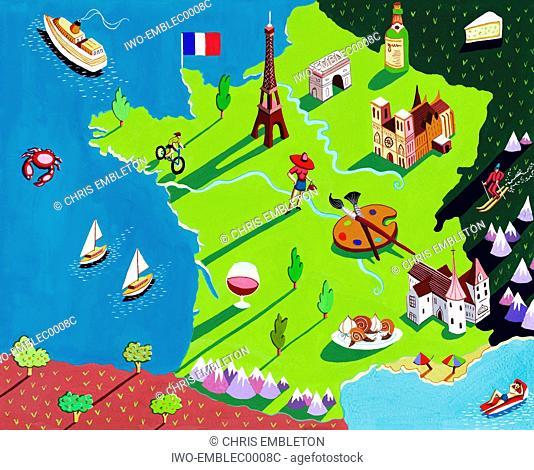 Visitez La France