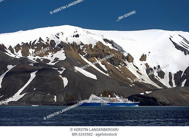 MS Ocean Diamond, expedition cruise ship