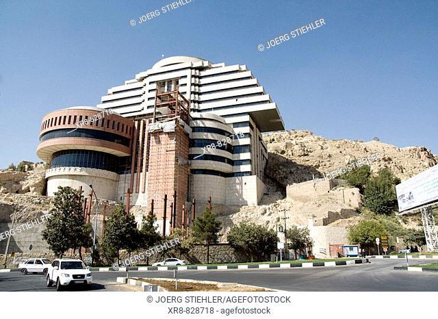 Iran, Shiraz, Hotel, Koran Square
