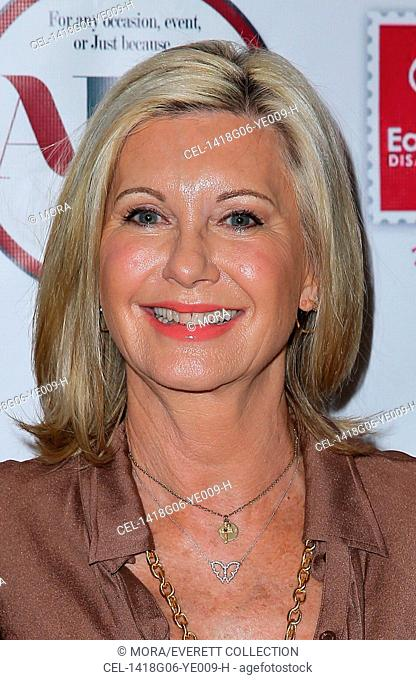 Olivia Newton John at arrivals for 2nd Annual Women's Tea for Easter Seals Nevada, The Four Seasons Hotel, Las Vegas, NV August 18, 2014