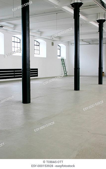 alte Fabrikhalle