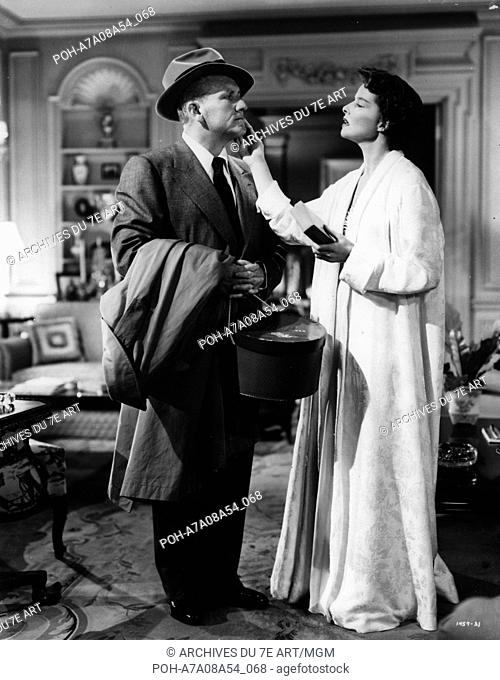 Adam's Rib  Year: 1949 USA Katharine Hepburn , Spencer tracy Director: George Cukor. It is forbidden to reproduce the photograph out of context of the promotion...