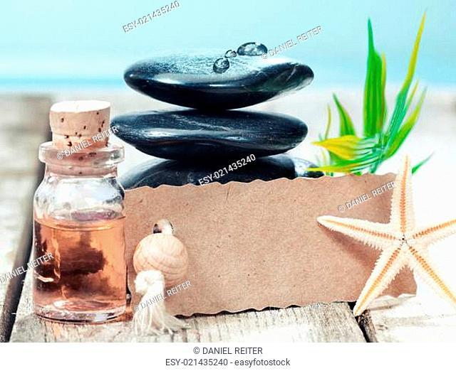 Gift of a marine spa treatment