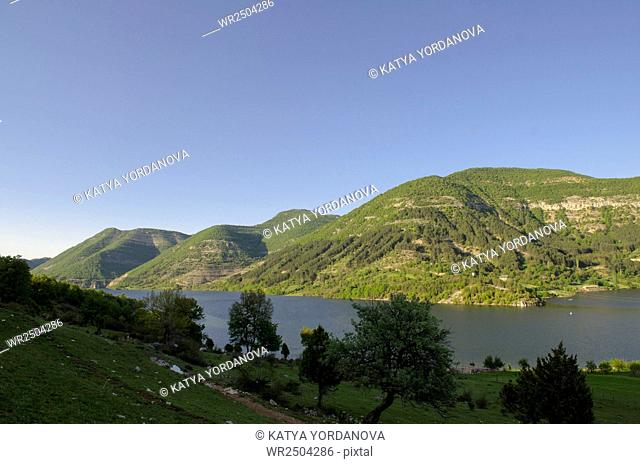 River, Eastern Rhodopes, Bulgaria