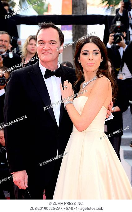 May 25, 2019 - WORLD RIGHTS.Cannes, France, 25.05.2019, 72th Cannes Film Festival in Cannes. The 72th edition of the film festival will run from May 14 to May...