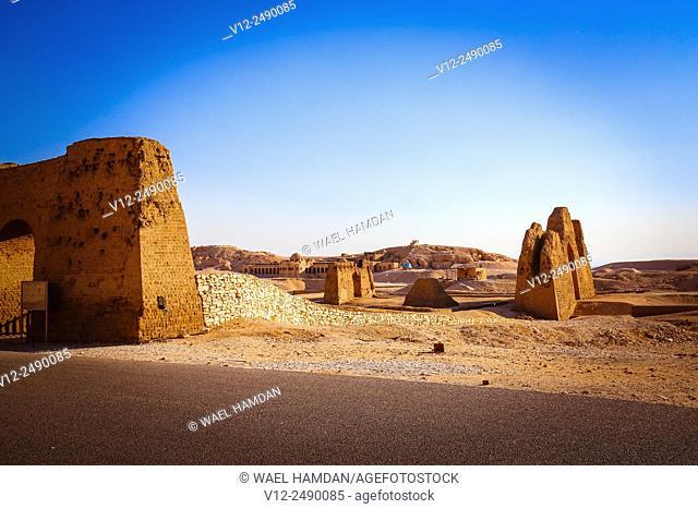 Temple of Deir el Bahari XVIII Dynasty