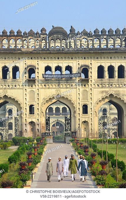India, Uttar Pradesh, Lucknow,