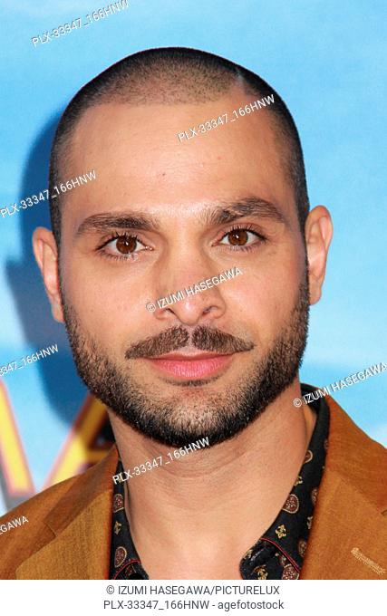 "Michael Mando 06/28/2017 The World Premiere of """"Spider-Man: Homecoming"""" held at the TCL Chinese Theatre in Los Angeles"