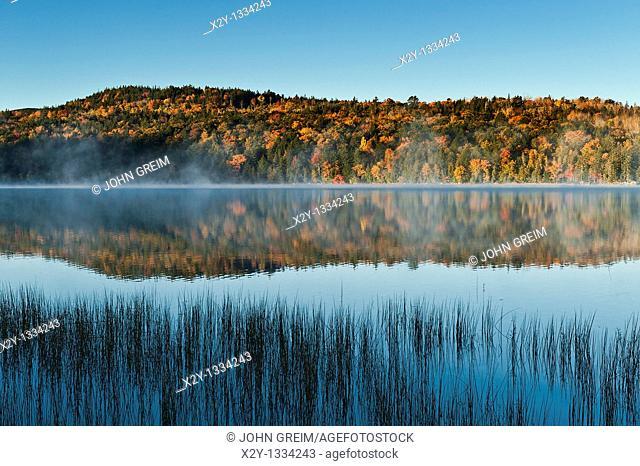 Echo Lake, Acadia NP, Maine, ME, USA
