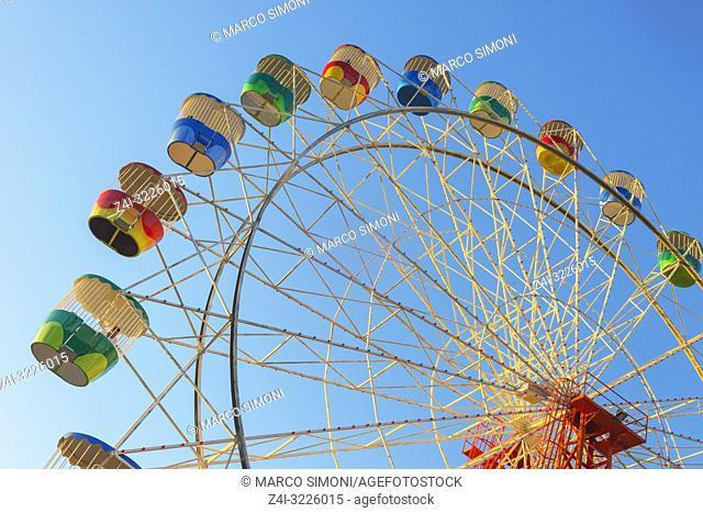Luna park sydney funfair Stock Photos and Images | age fotostock
