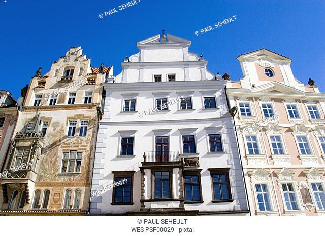 Czech Republic, Prague, The Stoch House
