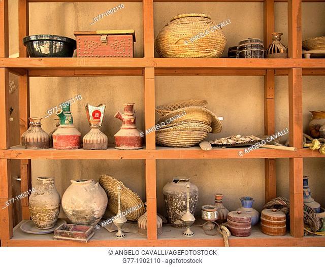Oman  Nizwa  The Souk