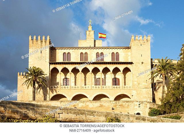 Palacio de la Almudaina, Palma de Majorca