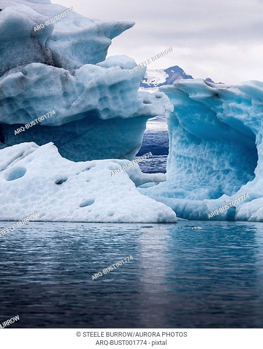 Jokulsarlon Glacier Lagoon in Southeastern Iceland is one of the country's most iconic travel destinations. The lagoon sits at the head of the...