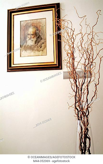 Picture and plant