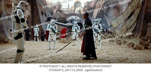 """""""""""""""Rogue One: A Star Wars Story"""""""" (2016) (Donnie Yen)"""