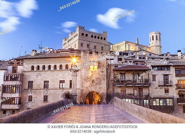 Valderrobres, Matarraña, Teruel, Spain