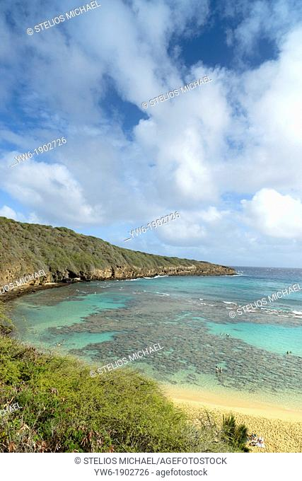 Hanauma Bay, Oahu, Hawaii, USA