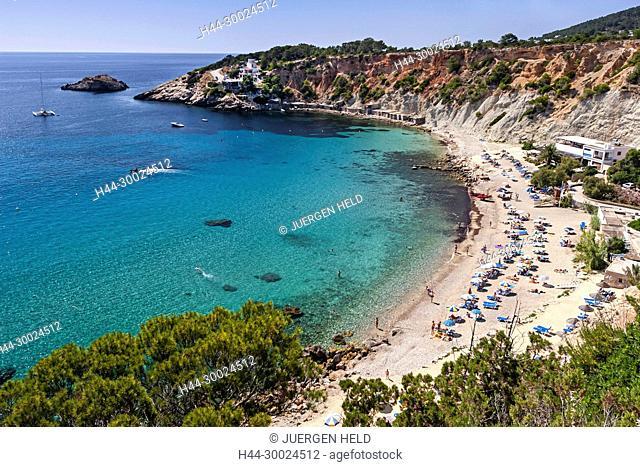 Cala d'Hort, Ibiza , Sapin