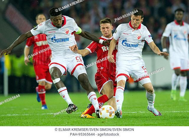 Fussball Europa League 1 Fc Cologne Roter Stern Belgrad 0 1