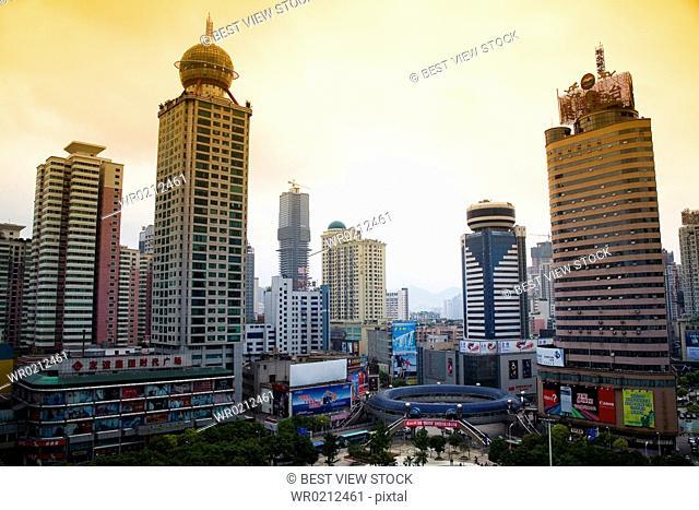 Guizhou,Guiyang,Square