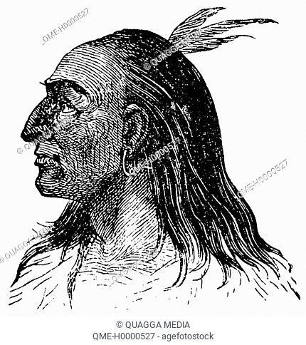 Portraits of an Indian