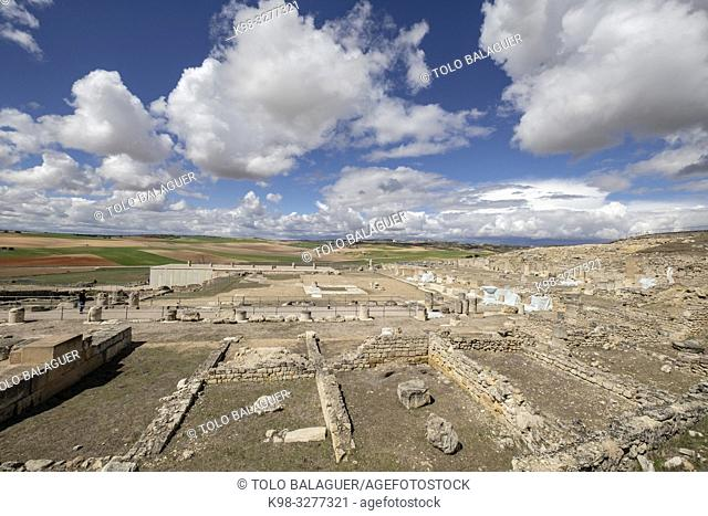 parque arqueológico de Segóbriga, Saelices, Cuenca, Castilla-La Mancha, Spain