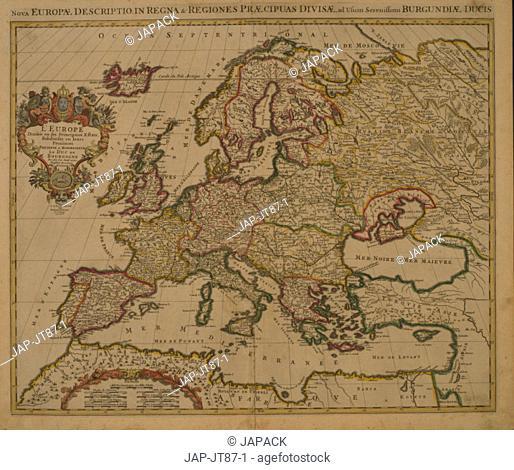 Map original