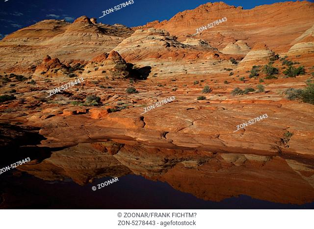 Coyote Buttes North USA