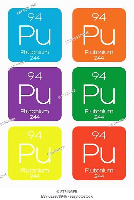 Plutonium Periodic Table Stock Photos And Images Age Fotostock