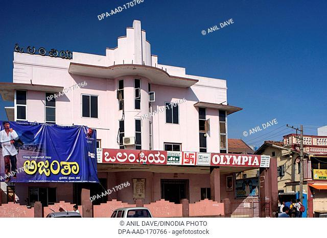 Movie theatre , Mysore , Karnataka , India