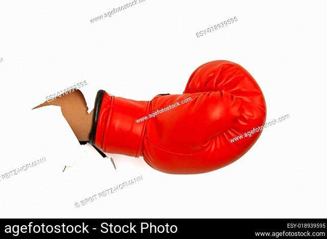 Boxhandschuh