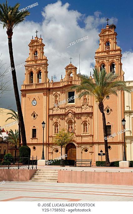 Cathedral of La Merced, Huelva, Spain
