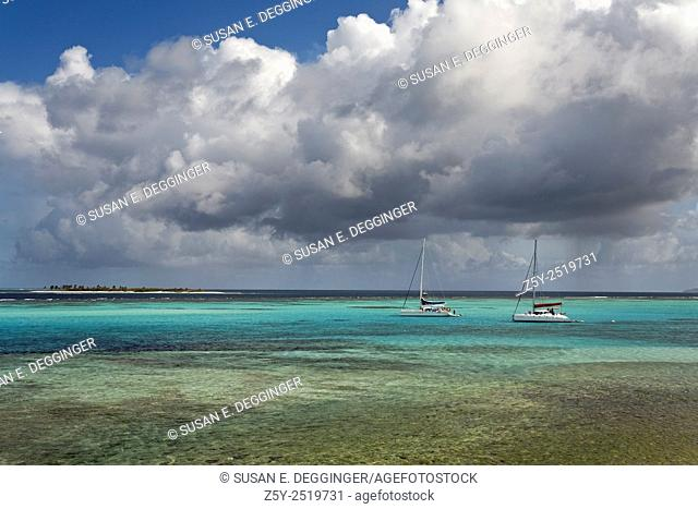 Tobago Cays Marine Park, St. Vincent and the Grenadines, Caribbean