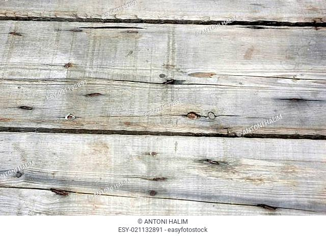 old dark wooden wall textured