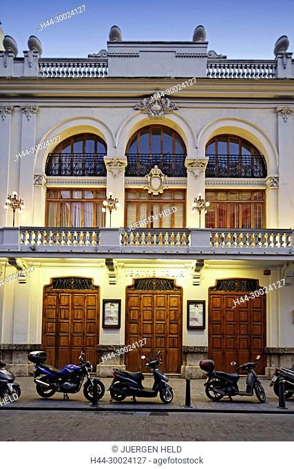 Theatre Talia, Opera, Valencia, Spain