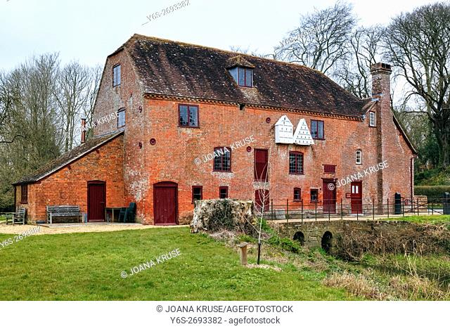 White Mill, Kingston Lacy, Sturminster Marshall, Dorset, England