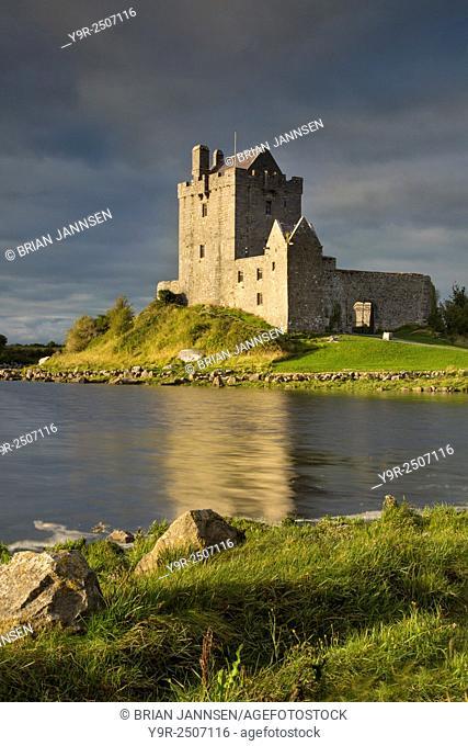 Dunguaire Castle (b. 16th Century) near Kinvara, County Galway, Republic of Ireland