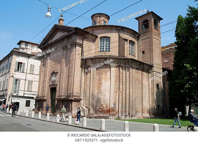 Italy, Emilia Romagna, Modena, San Giovanni Battista Church