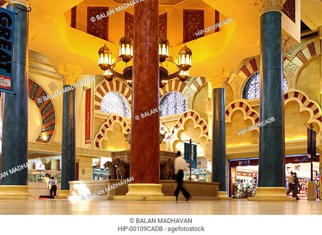 IBN BATTUTA MALL IN DUBAI,UAE