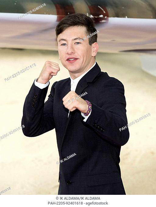 Barry Keoghan attends the World Premiere of DUNKIRK. London, UK. 13/07/2017 | usage worldwide. - London/United Kingdom of Great Britain and Northern Ireland