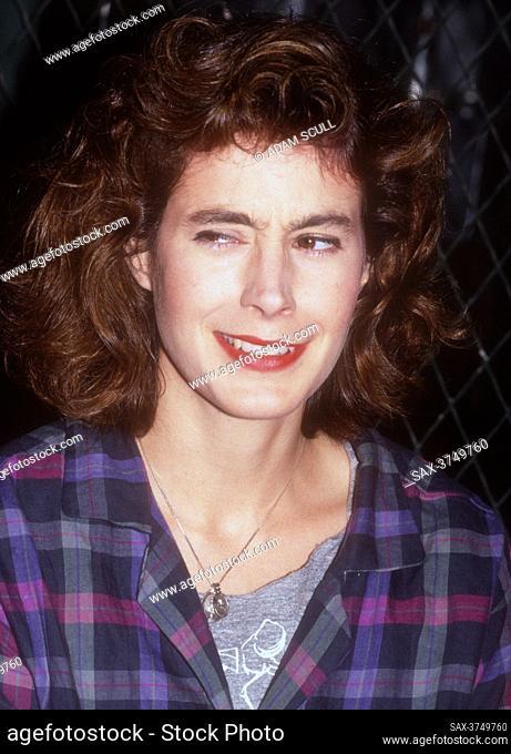 Sean Young, 1987, Photo By John Barrett/PHOTOlink
